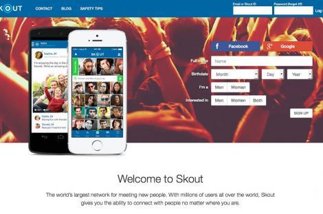 apps ähnlich wie skout